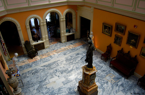 The Gallery of artworks