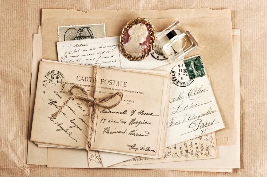 love letters vintage