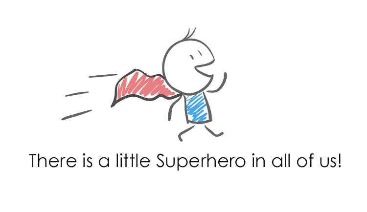 SuperheroCartoonInspiration