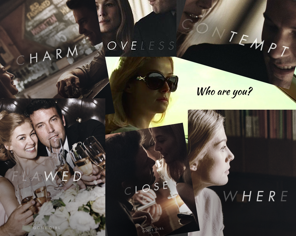 Gone Girl Posters